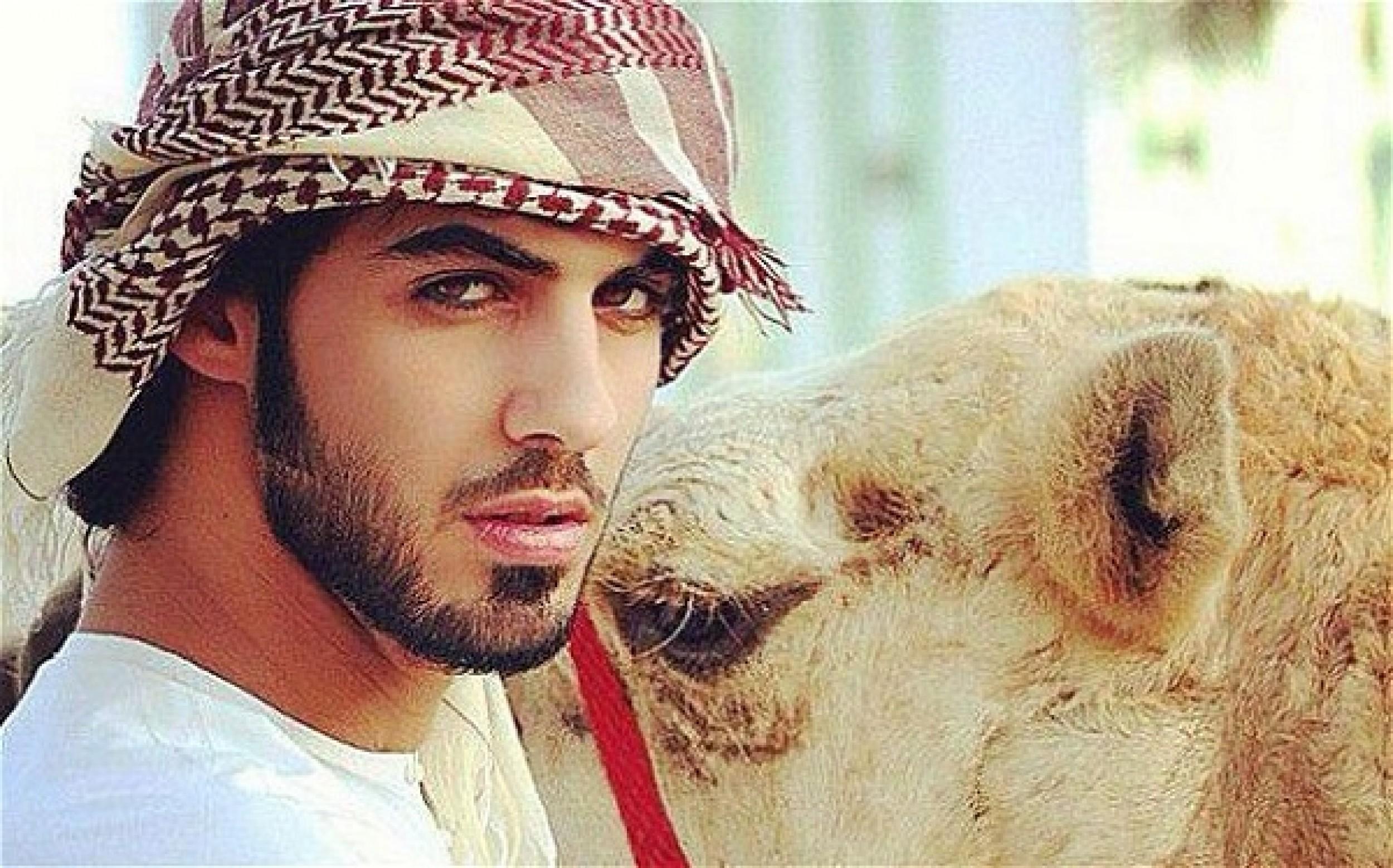 Arab férfi