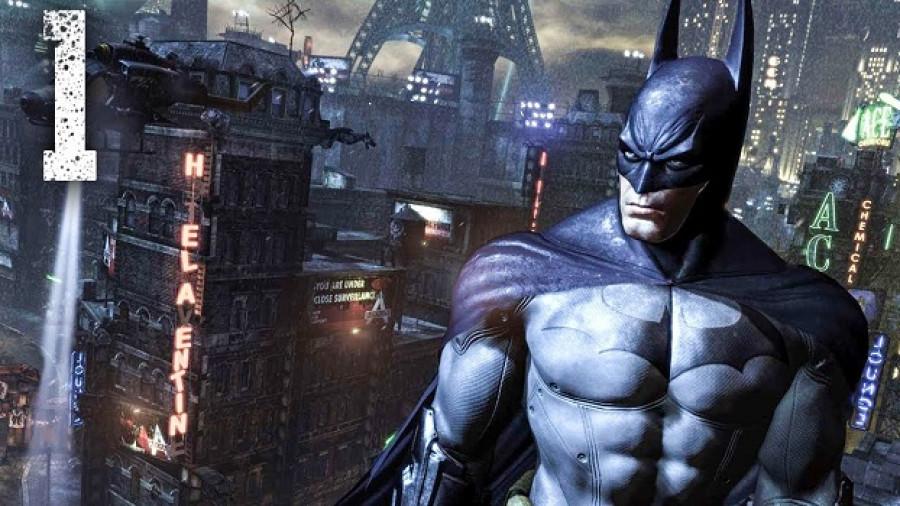 Bénázó Batmannel büntették a kalózokat a Batman: Arkham Asylum fejlesztői