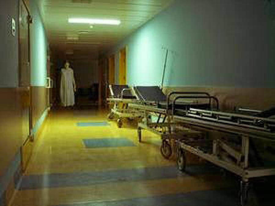Fejkötéses szellem riogatja az embereket Salt Lake City baleseti sebészetén