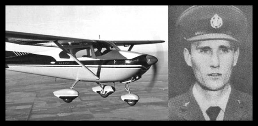 UFO észlelés után tűnt el a pilóta
