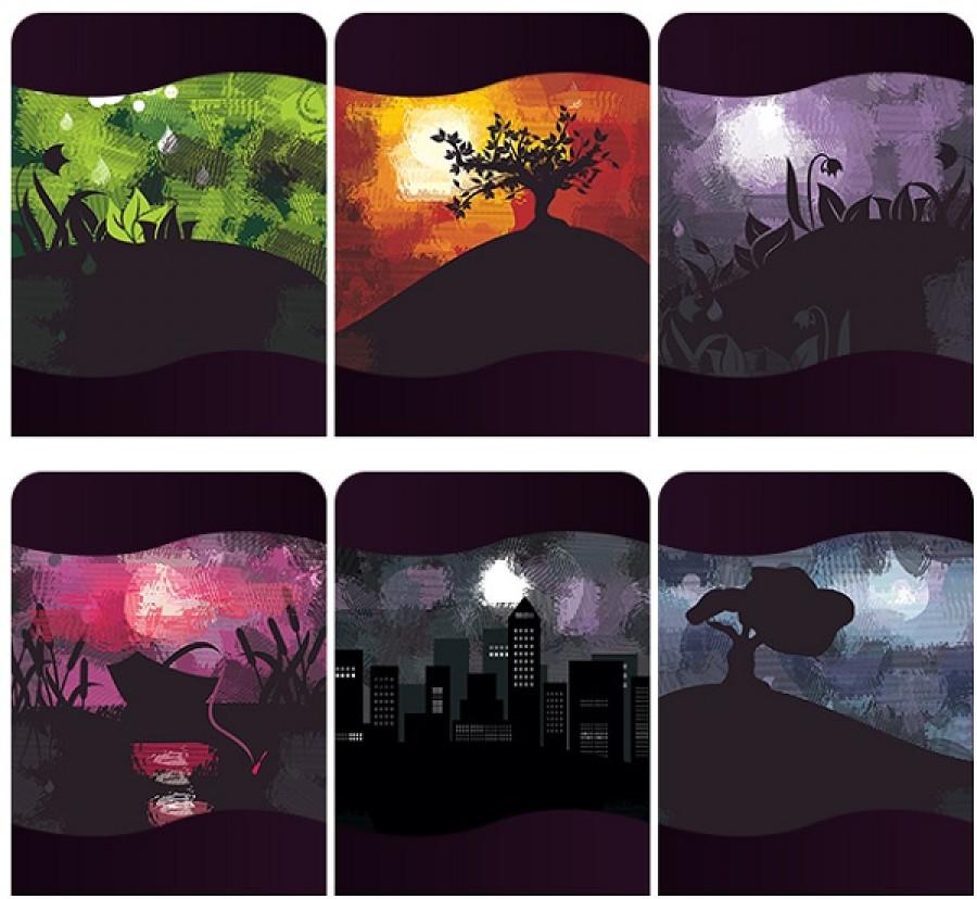 Éjszakai égbolt teszt
