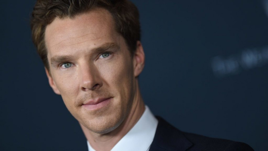 Benedict Cumberbatch portré