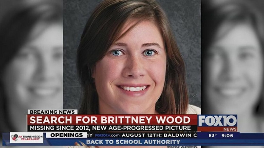 Három férfi rokona erőszakolta meg eltűnése előtt Brittney Woodot