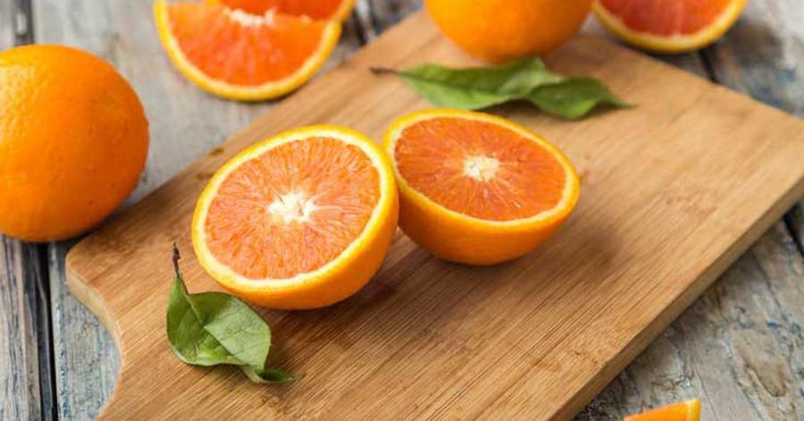 Fokozd az életerődet naranccsal!